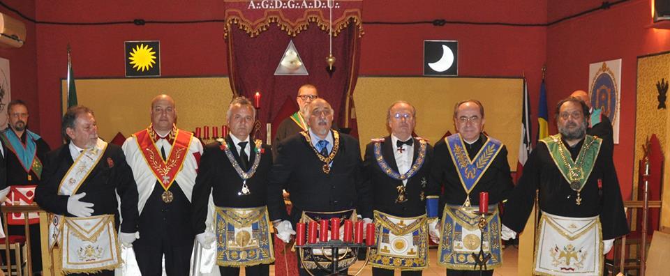 Convent Masonic Internațional, la Trapani în Italia