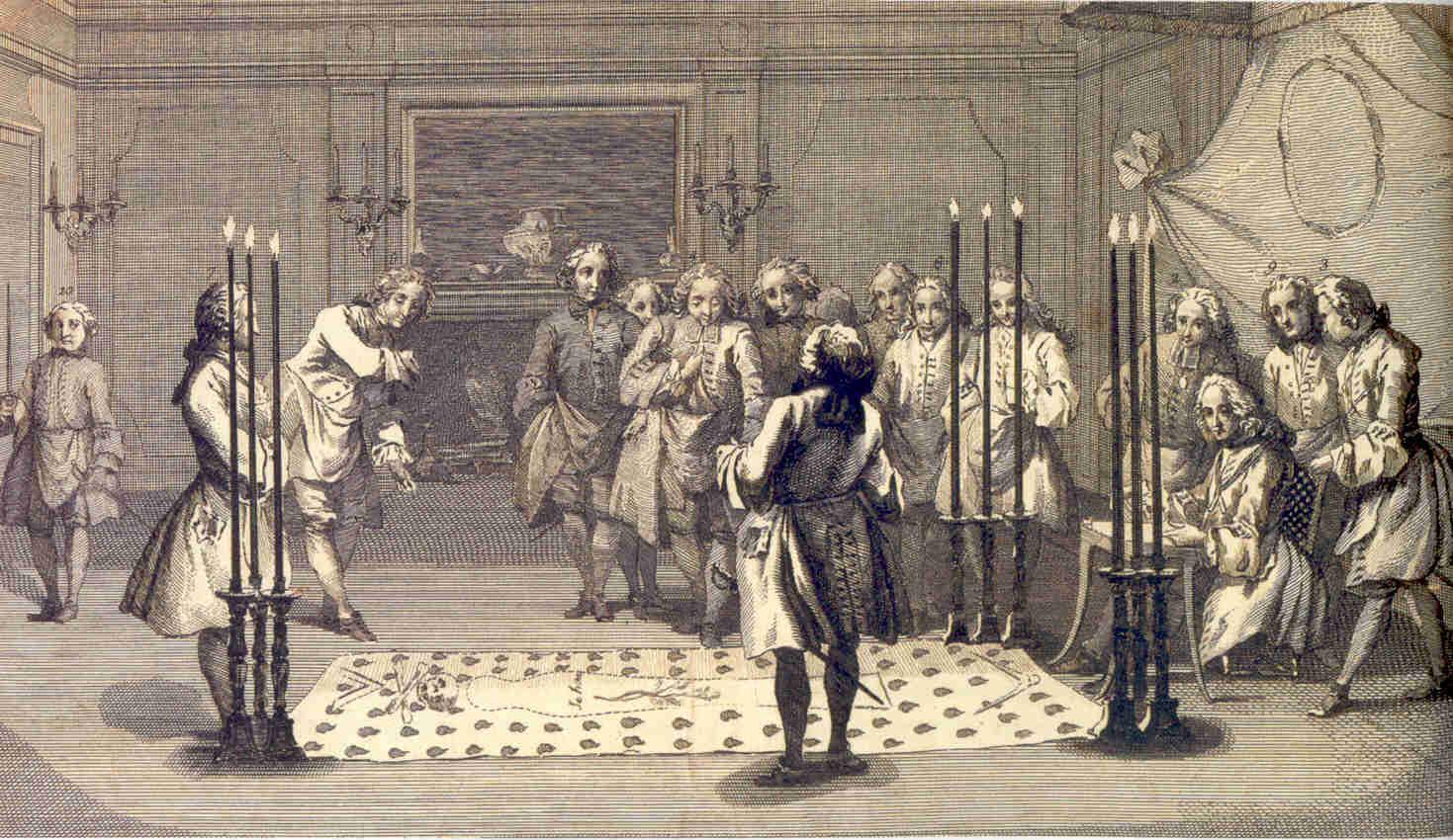 Despre  ȚINUTĂ în Franc-Masonerie